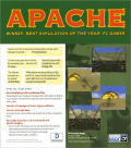 Apache DOS Back Cover