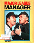 Major League Manager DOS Front Cover