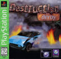 Destruction Derby PlayStation Front Cover
