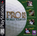 Pro 18 World Tour Golf PlayStation Front Cover