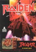 Raiden Jaguar Front Cover