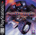 Rollcage PlayStation Front Cover