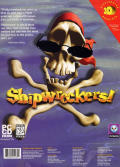 Shipwreckers! Windows Front Cover
