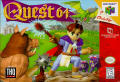 Quest 64 Nintendo 64 Front Cover
