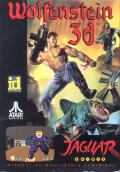 Wolfenstein 3D Jaguar Front Cover
