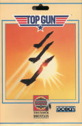 Top Gun DOS Front Cover