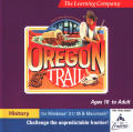 The Oregon Trail Macintosh Front Cover