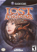 Lost Kingdoms GameCube Front Cover