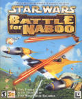 Star Wars: Episode I - Battle for Naboo Windows Front Cover