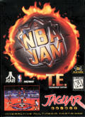 NBA Jam Tournament Edition Jaguar Front Cover
