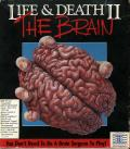 Life & Death II: The Brain DOS Front Cover