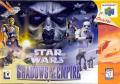 Star Wars: Shadows of the Empire Nintendo 64 Front Cover