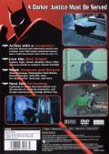 Batman: Vengeance PlayStation 2 Back Cover