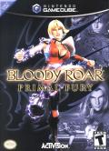 Bloody Roar: Primal Fury GameCube Front Cover