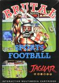 Brutal Sports Football Jaguar Front Cover