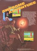 Pitfall II: Lost Caverns PC Booter Back Cover