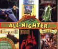 Interplay All-Nighter Anthology no. 2 Windows 3.x Front Cover