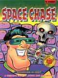 Space Chase III: Showdown In Orbit DOS Front Cover