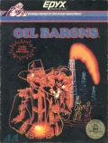Oil Barons DOS Front Cover