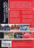 Dave Mirra Freestyle BMX 2 PlayStation 2 Back Cover