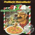 Pizza Tycoon DOS Front Cover