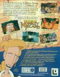 The Curse of Monkey Island Windows Back Cover