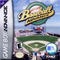 Baseball Advance Game Boy Advance Front Cover