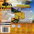 Desert Strike: Return to the Gulf Game Boy Advance Back Cover