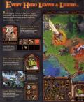 Warcraft III: Reign of Chaos Macintosh Inside Cover Left Flap