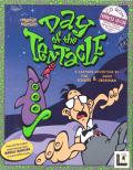 Maniac Mansion: Day of the Tentacle DOS Front Cover