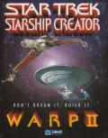 Star Trek: Starship Creator Warp II Macintosh Front Cover