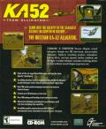 Ka-52 Team Alligator Windows Back Cover