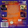 Worms Armageddon Game Boy Color Back Cover