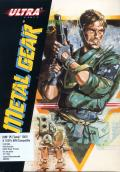 Metal Gear DOS Front Cover
