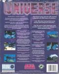 Universe DOS Back Cover