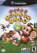 Super Monkey Ball 2 GameCube Front Cover