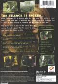 Silent Hill 2: Restless Dreams Xbox Back Cover