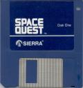 Space Quest: Chapter I - The Sarien Encounter DOS Media