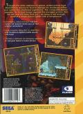 Blackthorne SEGA 32X Back Cover