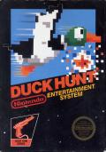 Duck Hunt NES Front Cover