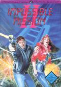 Impossible Mission II NES Front Cover