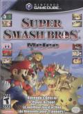 Super Smash Bros.: Melee GameCube Front Cover