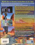 Ray Bradbury's The Martian Chronicles Adventure Game Windows 3.x Back Cover