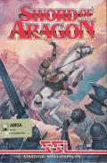Sword of Aragon Amiga Front Cover