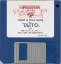 Operation Wolf DOS Media