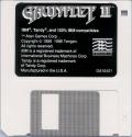 Gauntlet II DOS Media