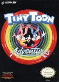 Tiny Toon Adventures NES Front Cover