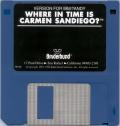 Where in Time is Carmen Sandiego? DOS Media