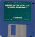 Where in the World is Carmen Sandiego? DOS Media