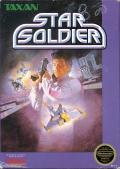 Star Soldier NES Front Cover